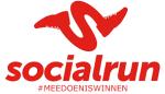 social run logo